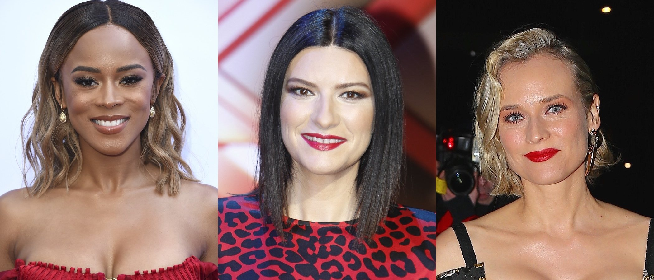 Serayah, Dorit Kemsley y Laura Pausini lucen los mejores beauty looks de la semana