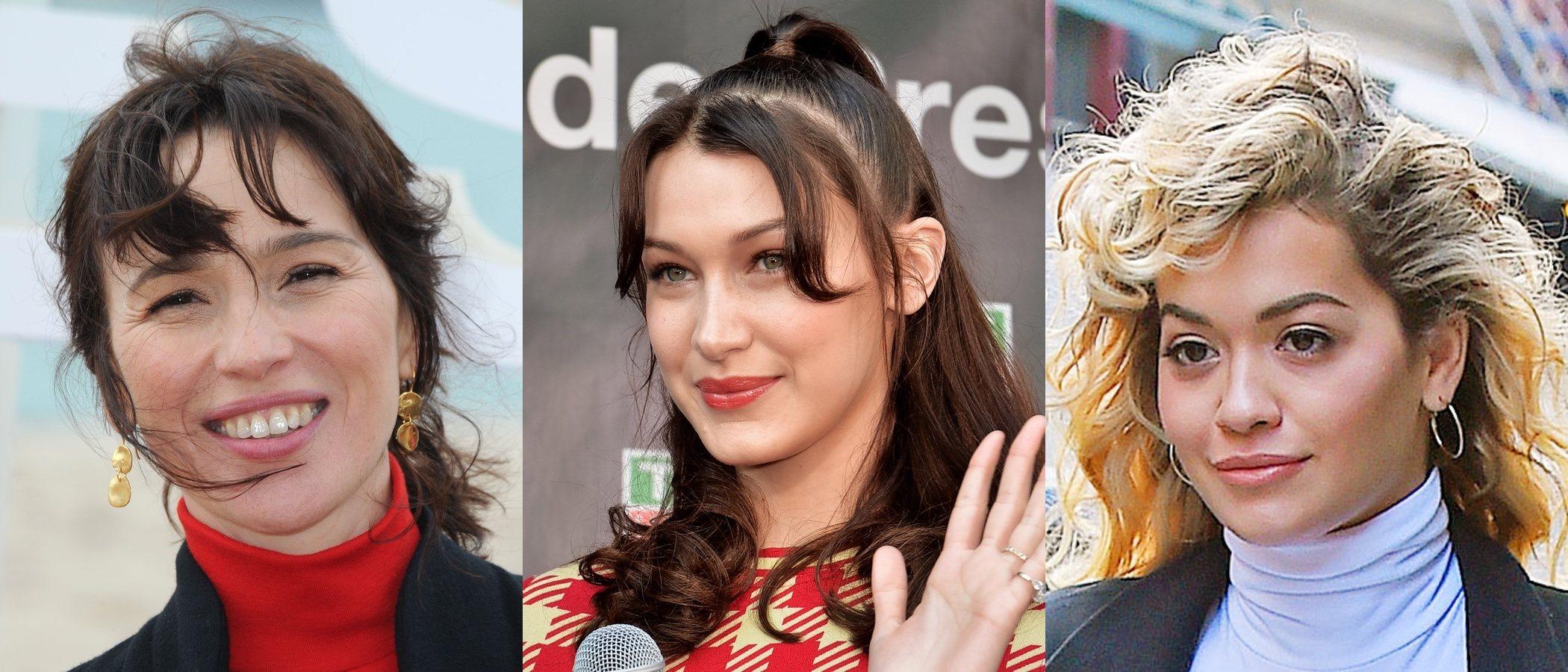 Bella Hadid, Rita Ora y Ariadna Gil, los peores beauty looks de la semana