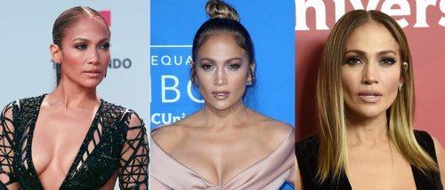 Los mejores peinados de Jennifer Lopez