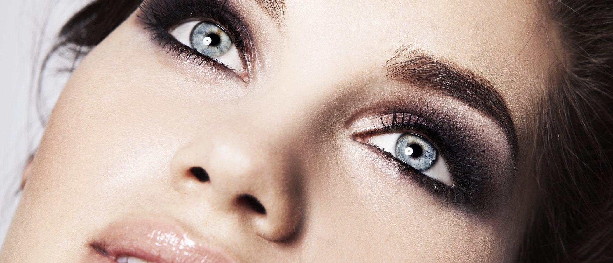 Cómo maquillarse si tienes los ojos hundidos