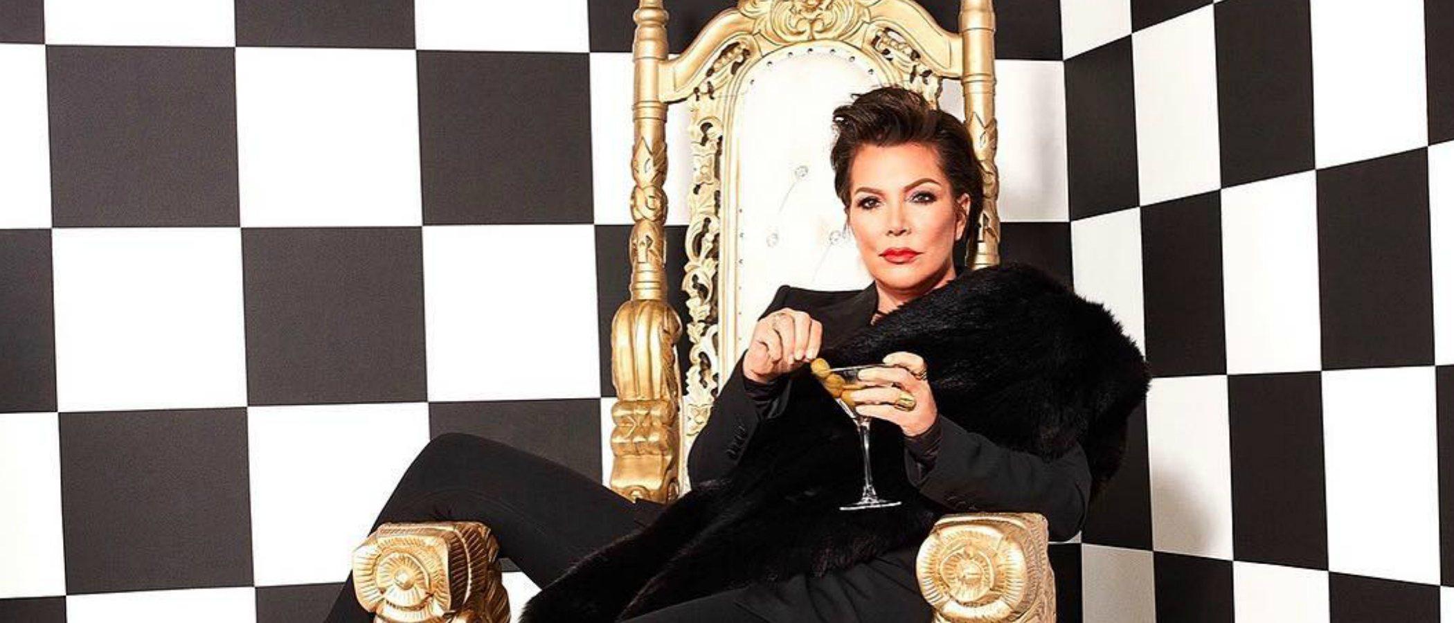 Kris Jenner se estrena en Kylie Cosmetics por el Día de la Madre en Estados Unidos