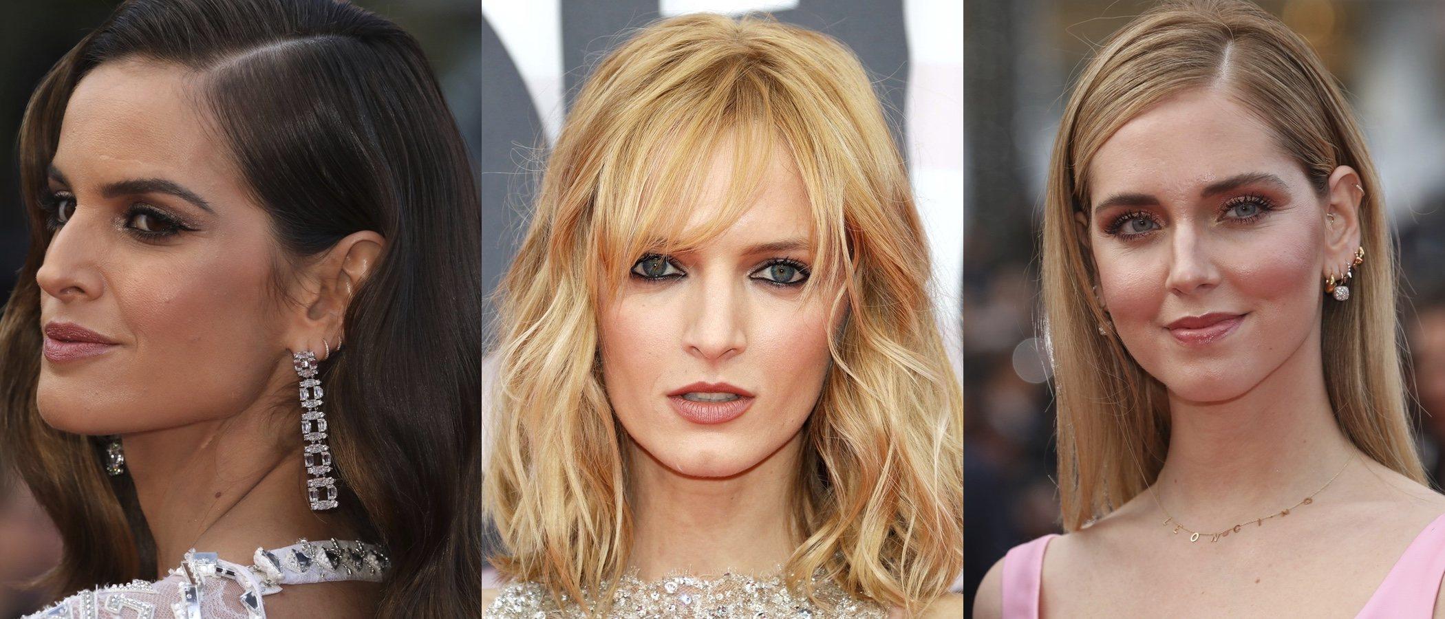 Chiara Ferragni, Izabel Goulart y Daria Strokous, entre los mejores beauty looks de la semana