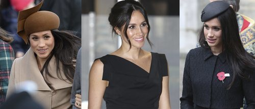 Los beauty looks de Meghan Markle como prometida del Príncipe Harry