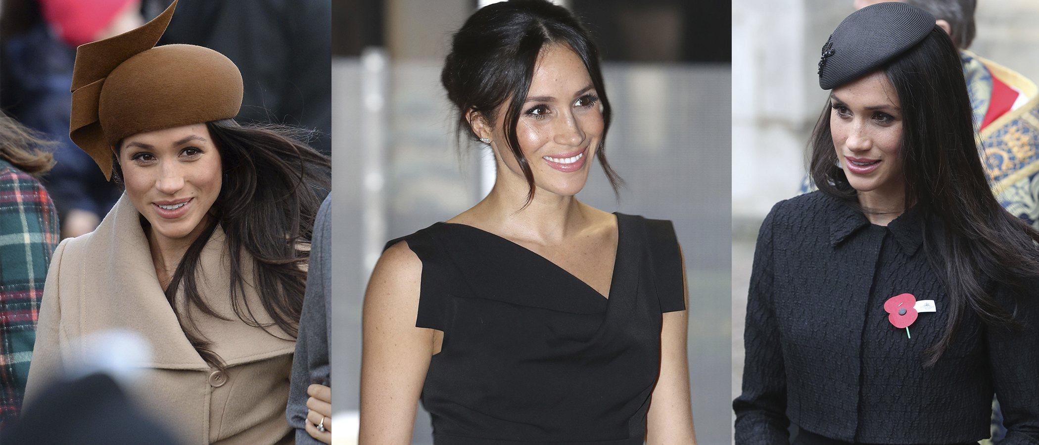 Los beauty looks de Meghan Markle como prometida del Príncipe Harry
