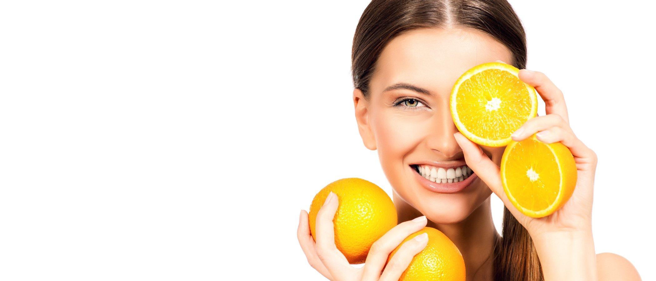 Beneficios de las cremas con vitamina C