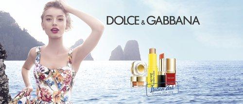 Dolce & Gabbana se inspira en el verano italiano para lanzar su luminosa y alegre colección 'Italian Zest'