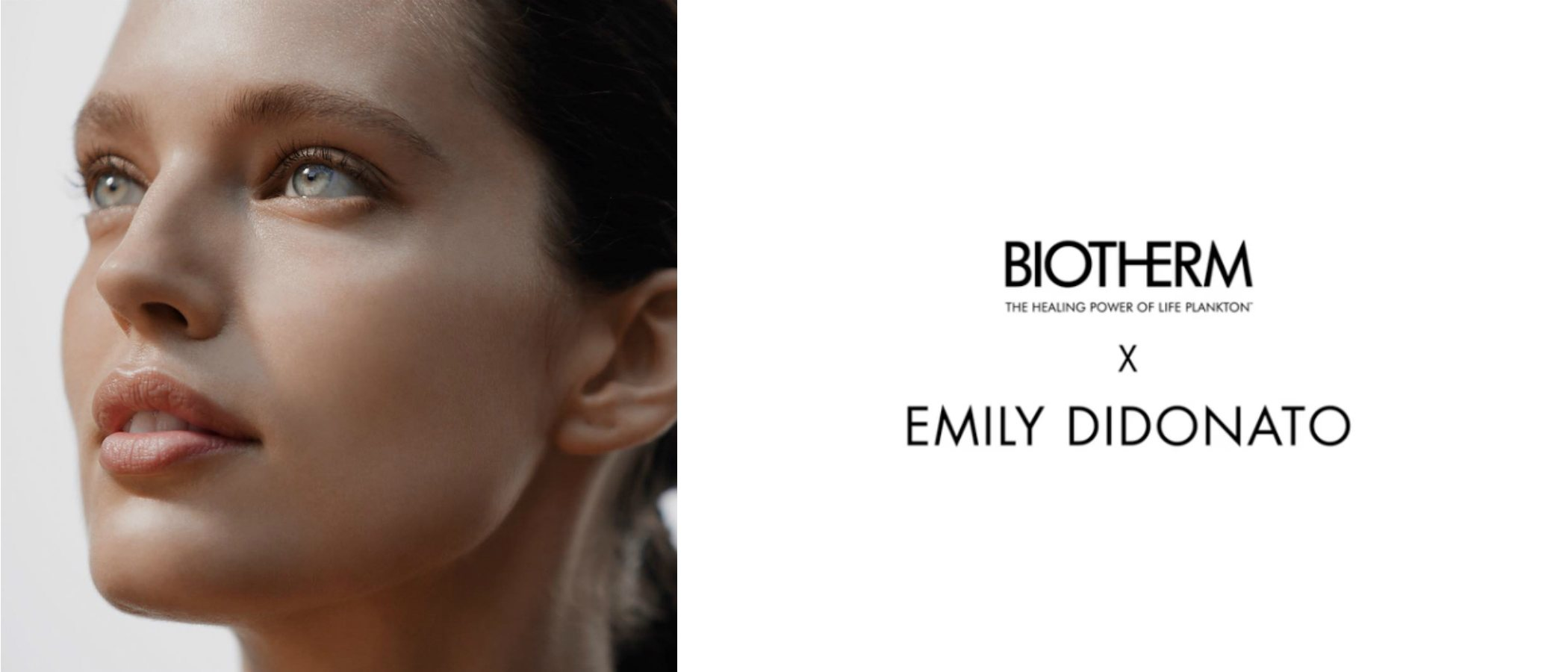 Emily Didonato se convierte en la nueva imagen de Biotherm