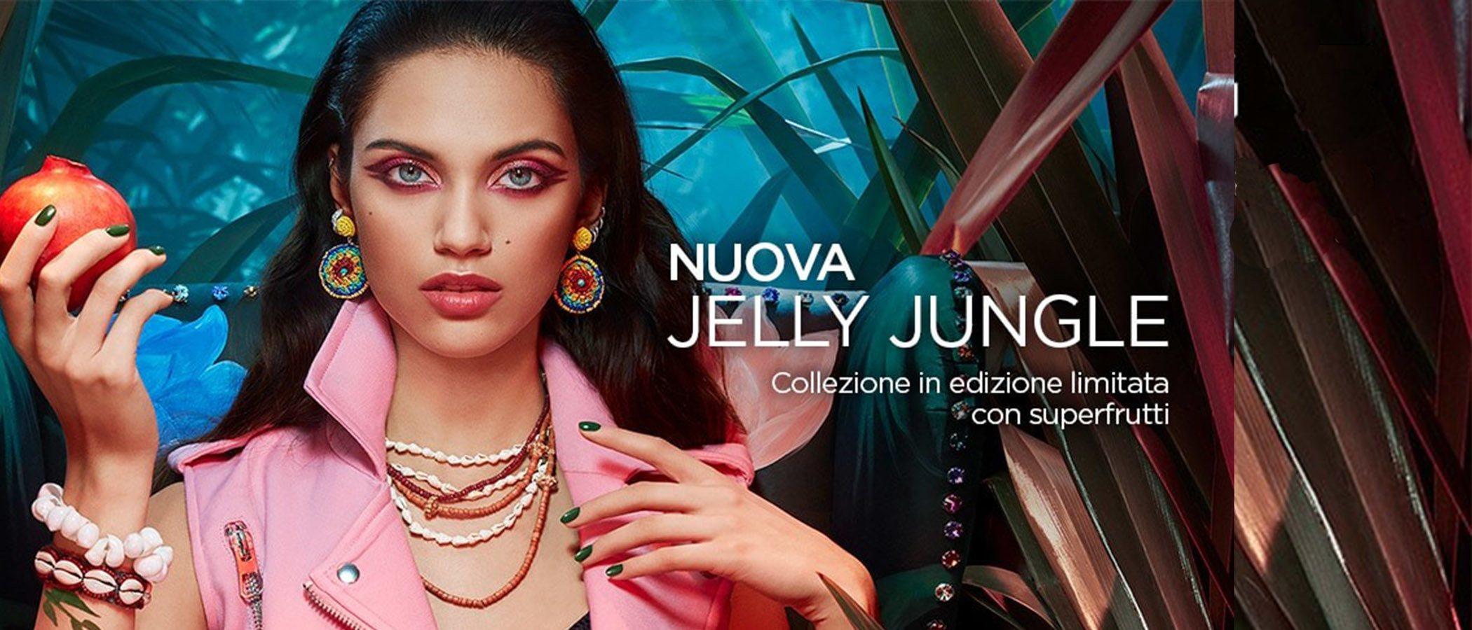 Kiko Milano saca su lado más salvaje con su nueva colección de verano 'Jelly Jungle'