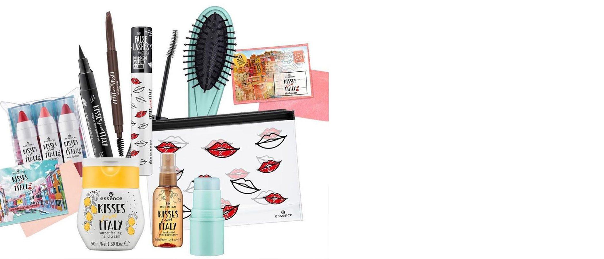 La nueva colección 'Kisses from Italy', de Essence, trae novedades únicas para un maquillaje ideal de verano