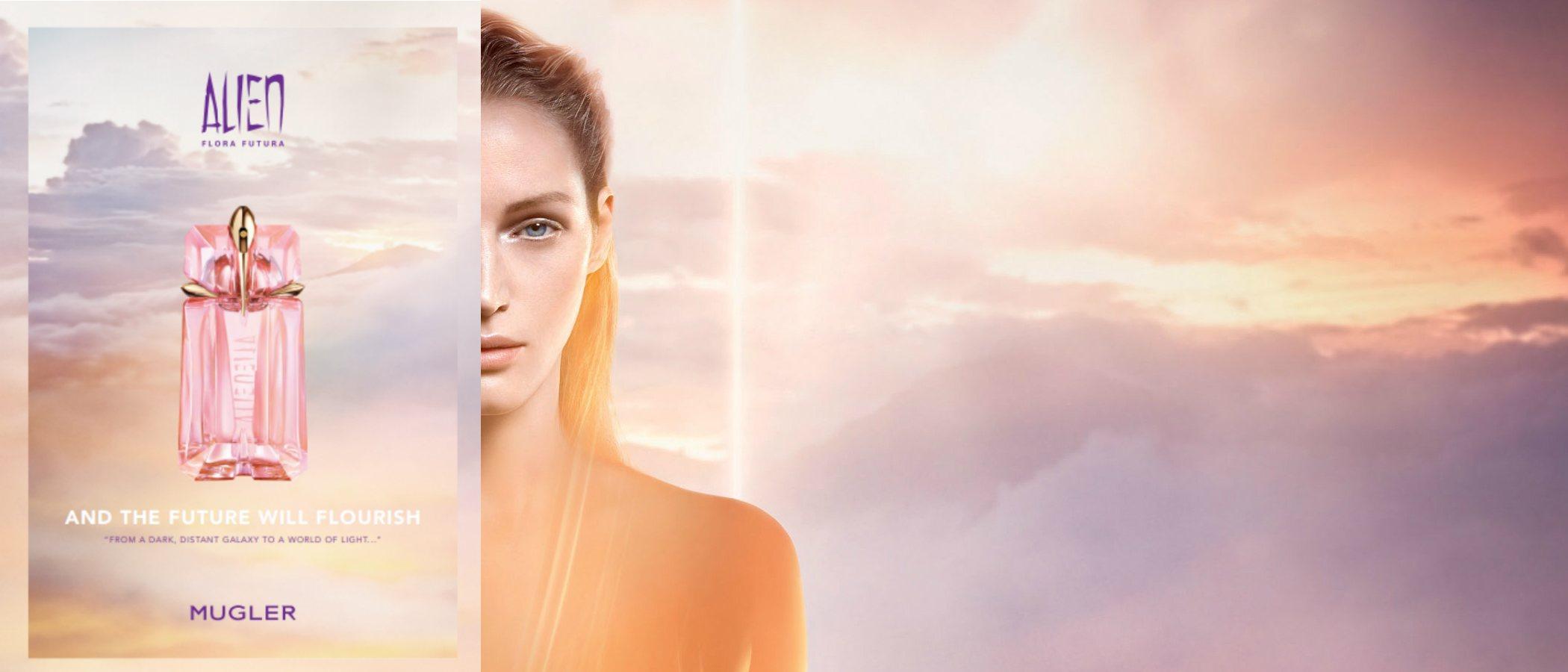 'Alien Flora Futura', la nueva fragancia femenina de Thierry Mugler