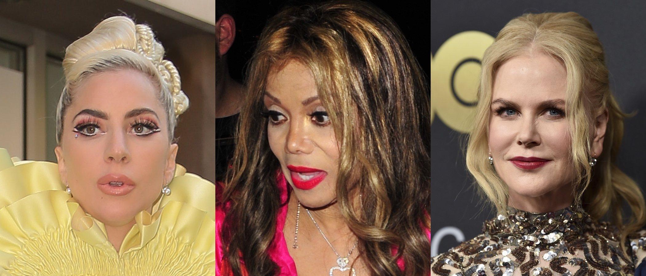 Lady Gaga, Nicole Kidman y La Toya Jackson lucen los peores beauty looks de la semana