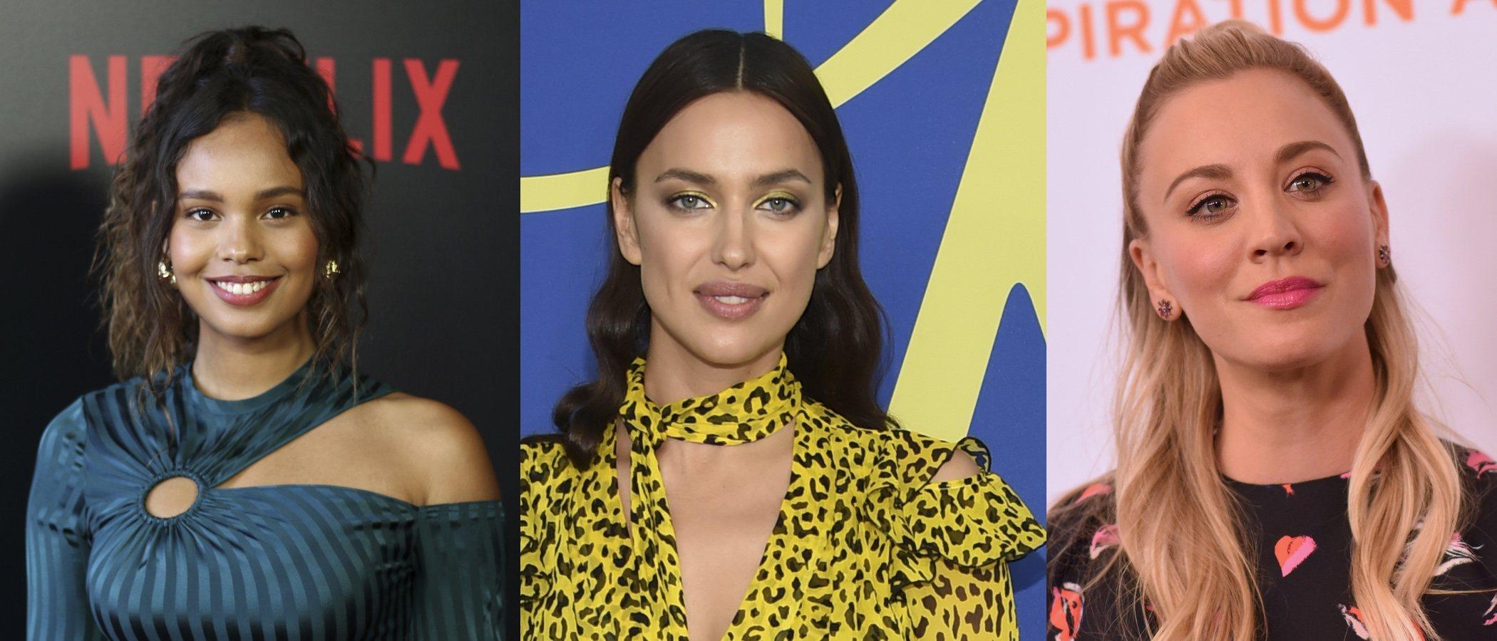 Kaley Cuoco, Alisha Boe e Irina Shayk entre los mejores beauty looks de la semana