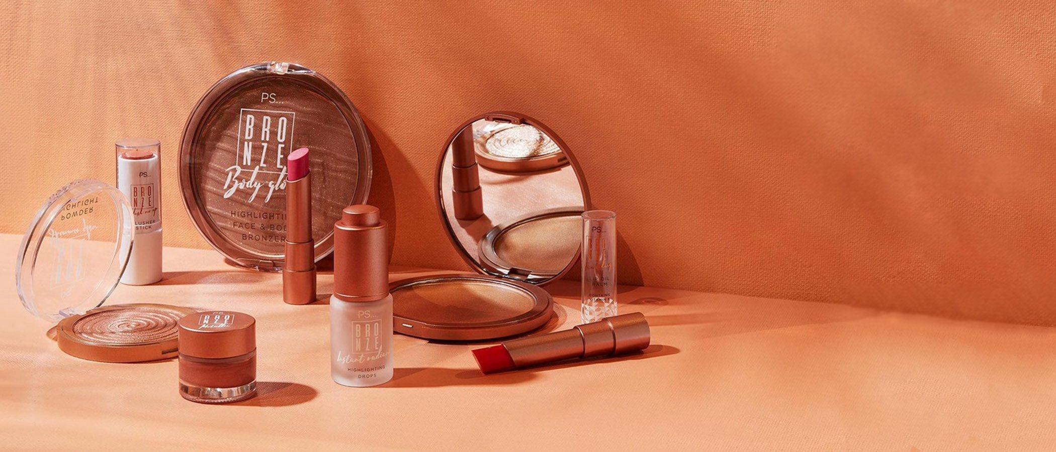 Primark lanza su colección de verano más completa con productos de maquillaje... ¡y hasta autobronceadores!