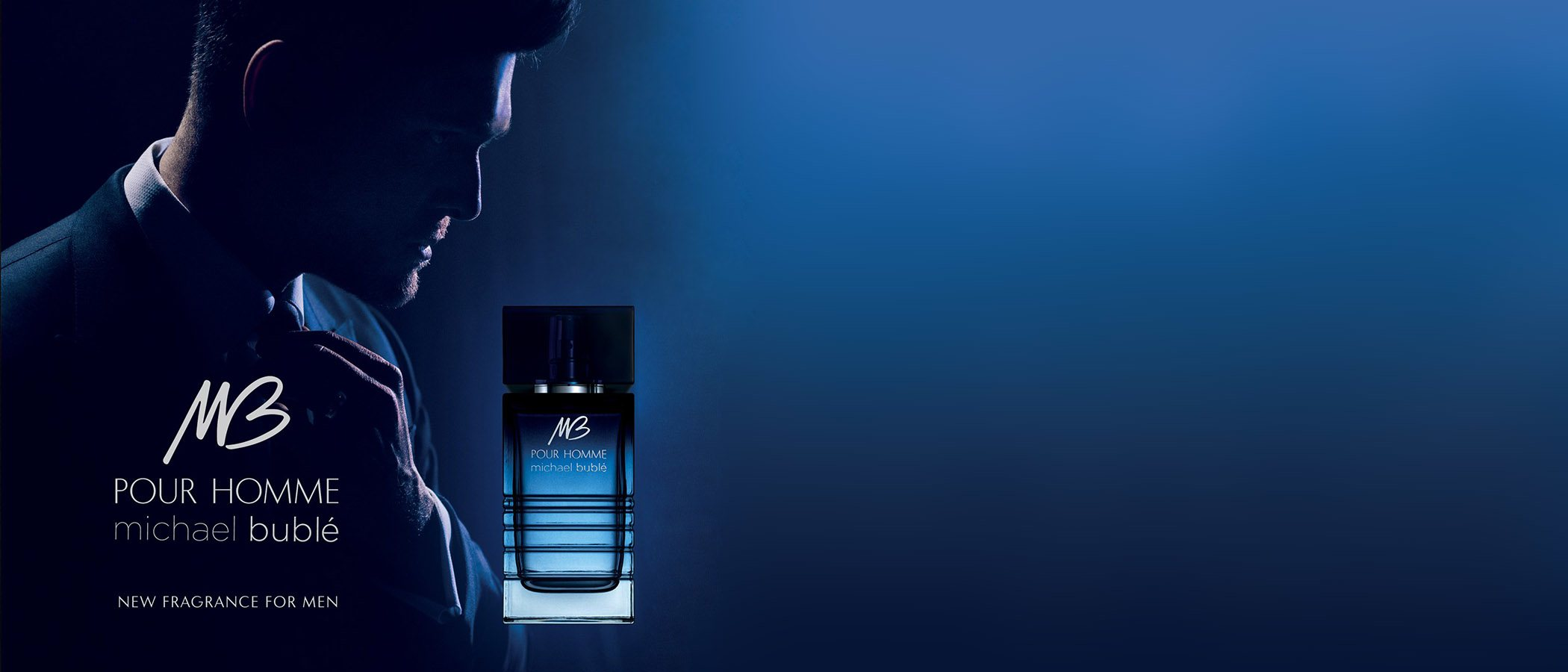Michael Bublé se estrena en las fragancias masculinas con su nuevo perfume 'Michael Bublé Pour Homme'