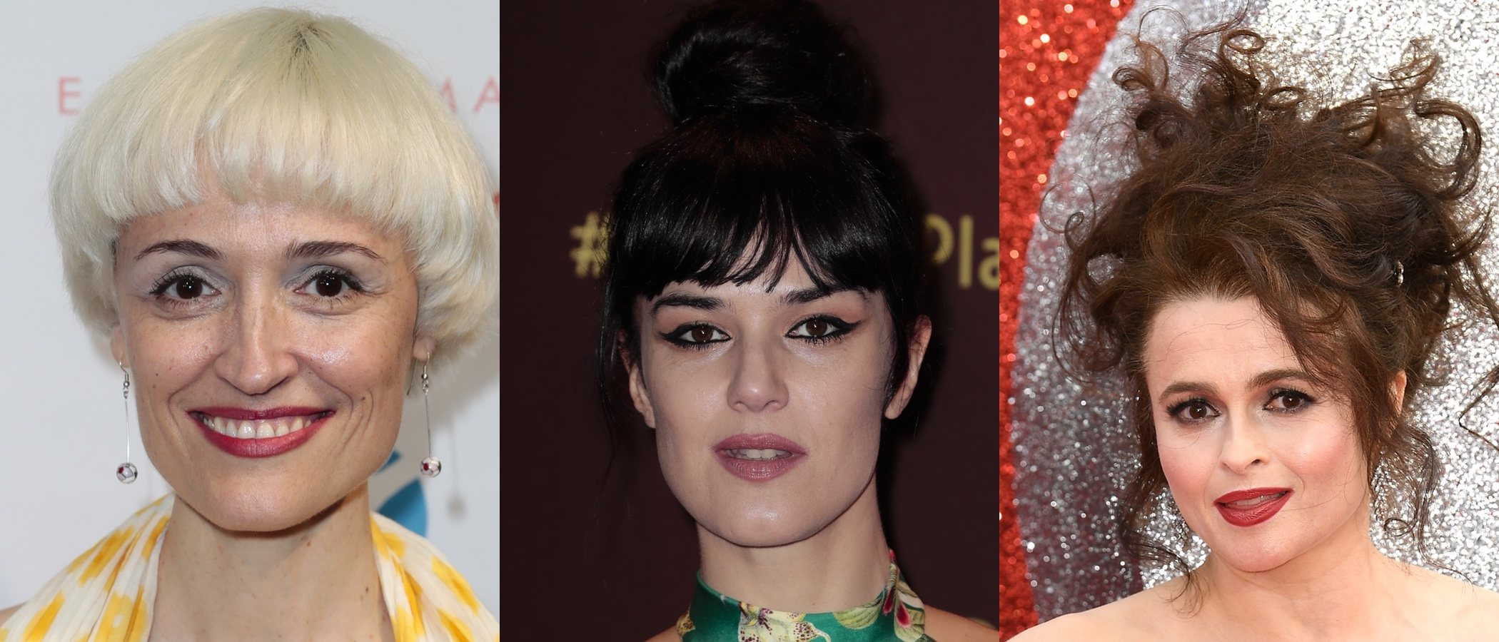 Laura Pamplona, Helena Bonham y Sara Vega lucen los peores beauty looks de la semana