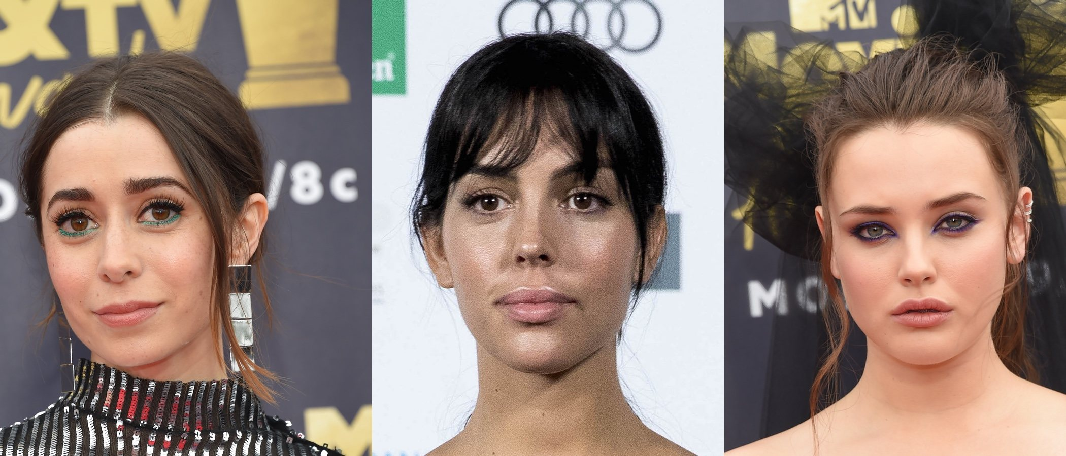 Georgina Rodríguez, Cristin Milioti y Katherine Langford entre los peores beauty looks de la semana