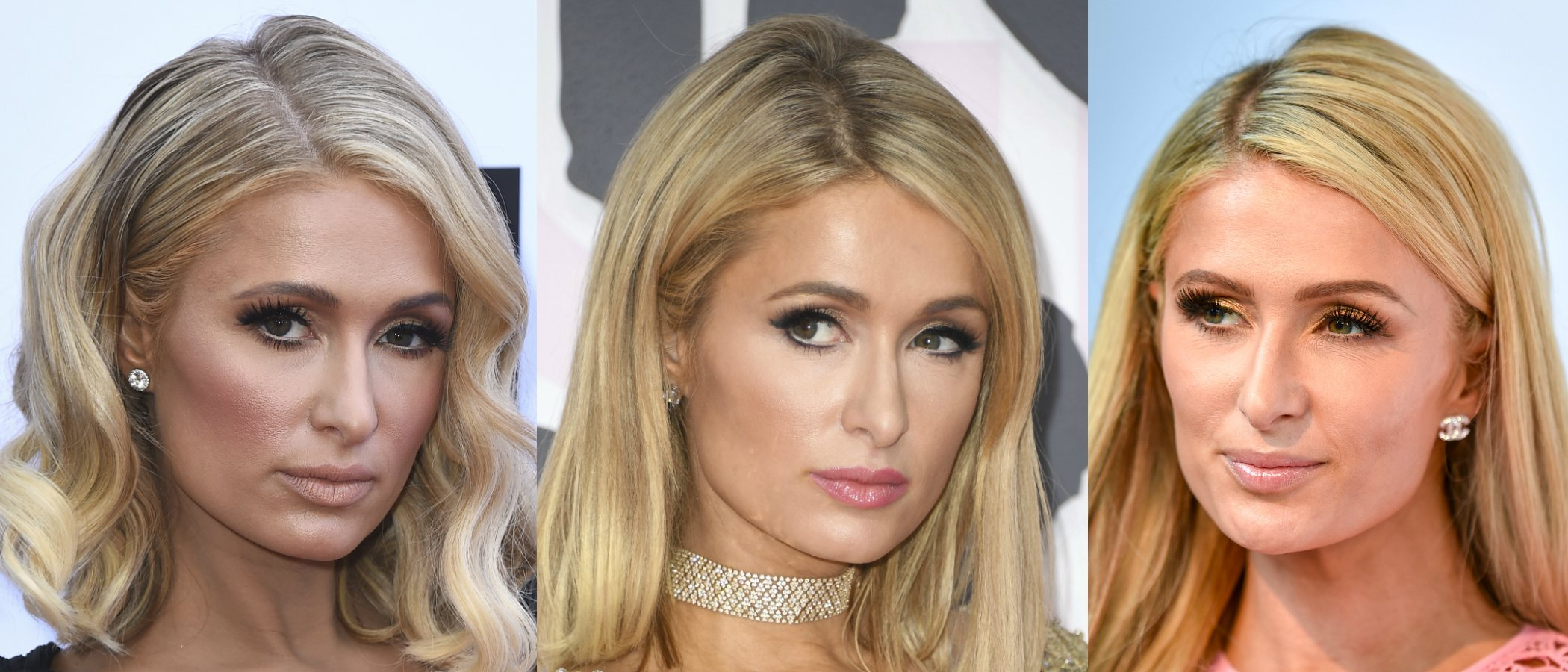 Maquíllate como Paris Hilton