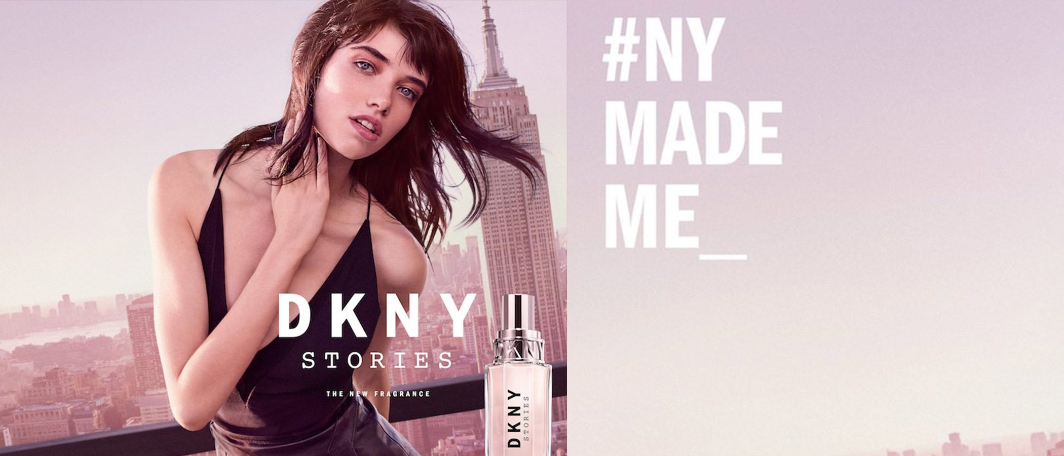 DKNY presenta 'DKNY Stories', su perfume más urbano y femenino inspirado en la ciudad de Nueva York