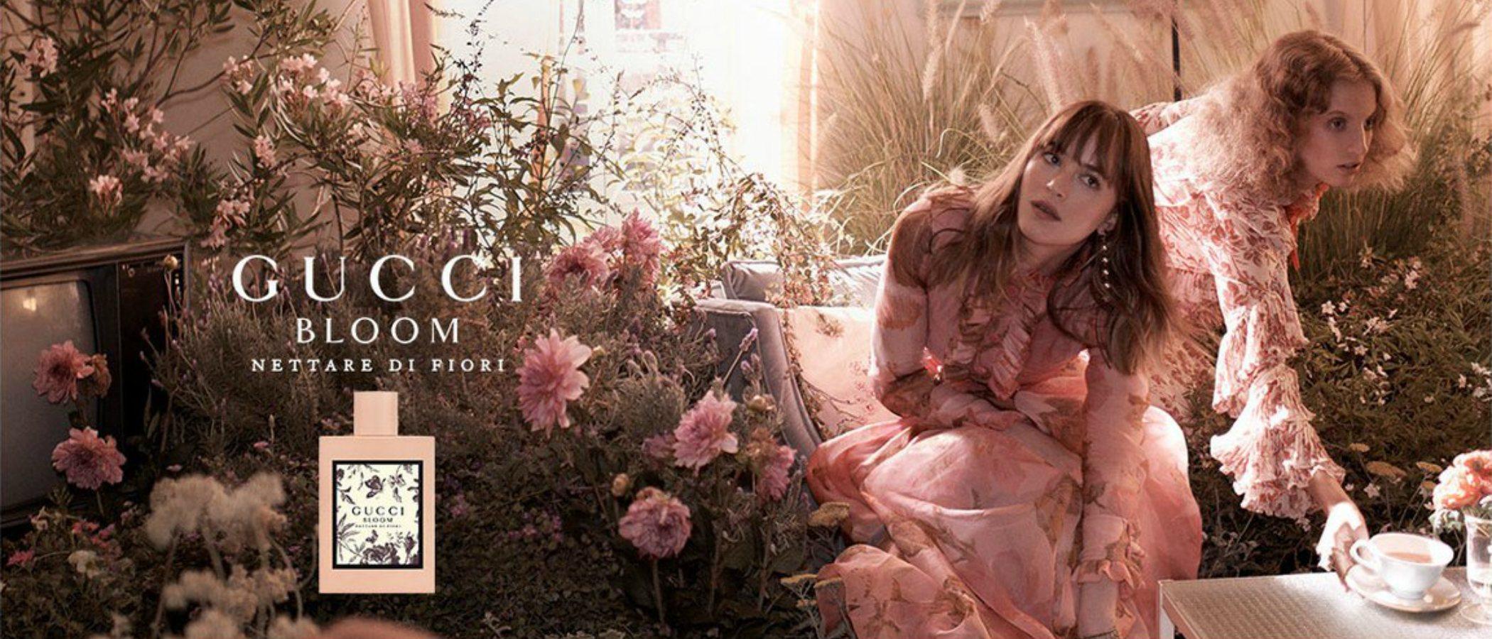 'Gucci Bloom Nettare di Fiori', la nueva fragancia femenina de Gucci