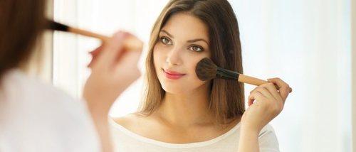 Cómo maquillarse con polvos de sol