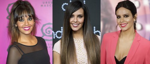 Los mejores peinados de Cristina Pedroche