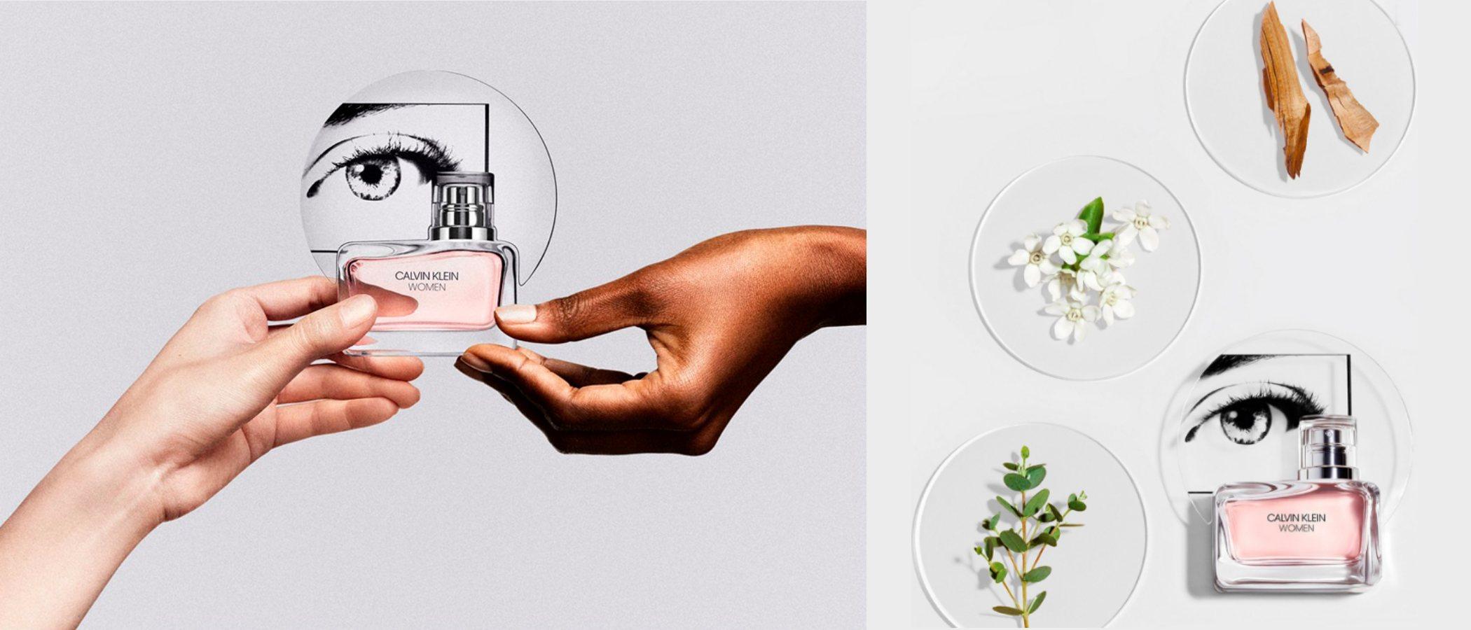 Lupita Nyong'o y Saoirse Ronan se convierten en las embajadoras de 'Women', la nueva fragancia de Calvin Klein