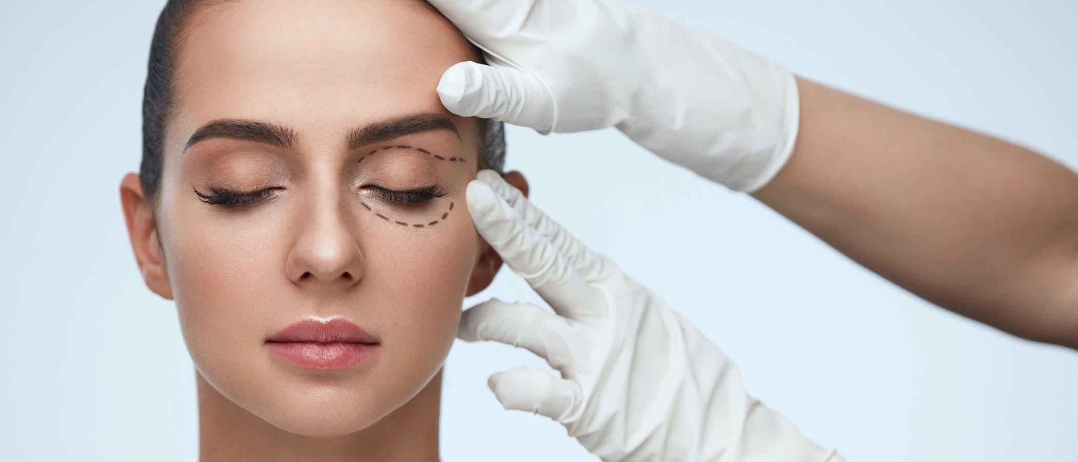 Cómo maquillarse para disimular los párpados caídos