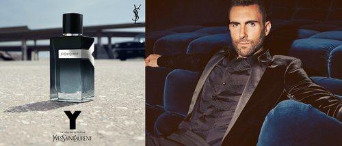 'Y Eau de Parfum', la nueva fragancia masculina de Yves Saint Laurent
