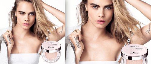 Dior sigue apostando por Cara Delevingne para ser musa e imagen de su línea 'Dreamskin'