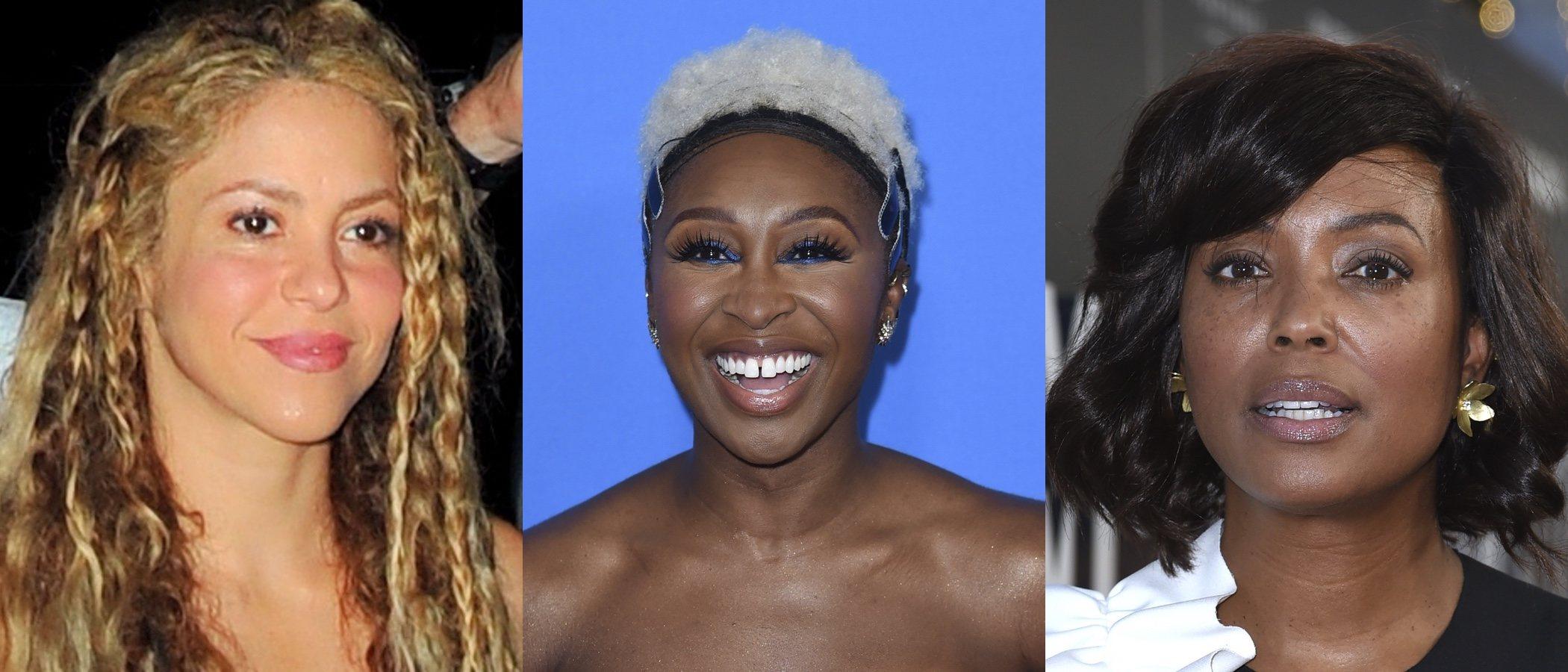 Shakira, Cynthia Erivo, Aisha Tyler lucen los peores beauty looks de la semana