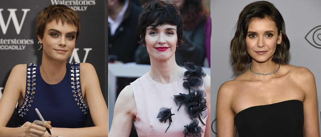 5 cortes de pelo que querrás llevar este otoño 2018