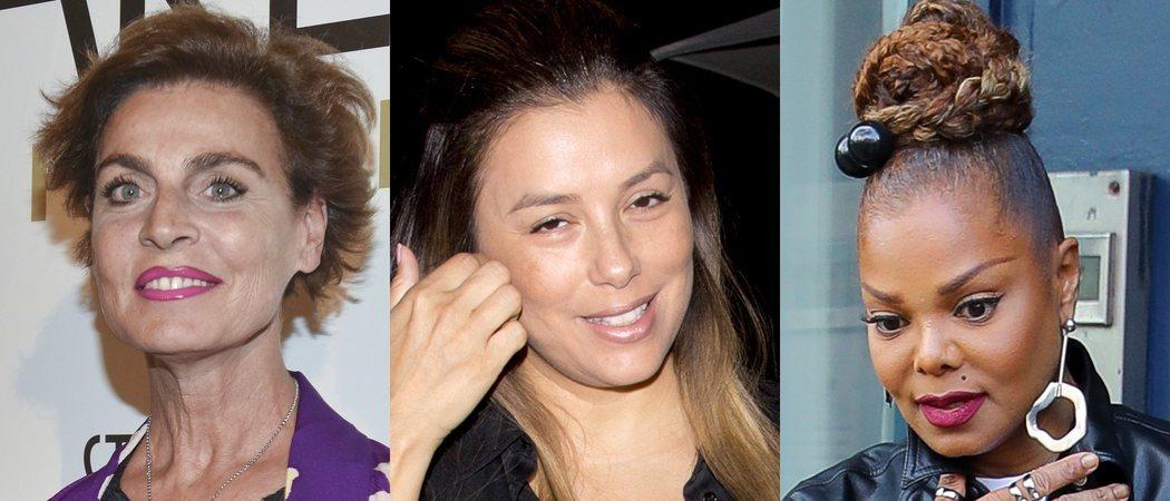 Eva Longoria, Erin Robinson y Sky Katz, entre los peores beauty looks de la semana