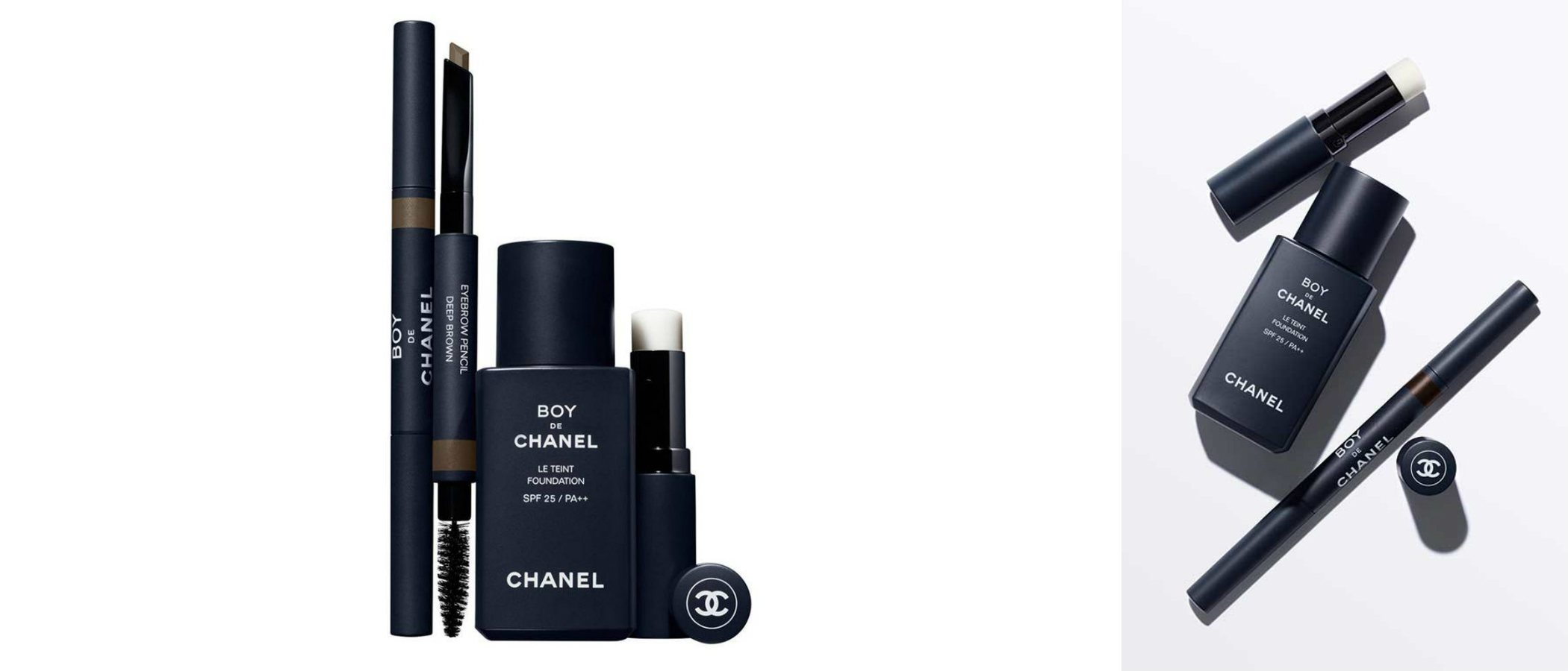 Chanel lanza 'Boy de Chanel', su primera línea de maquillaje para hombre