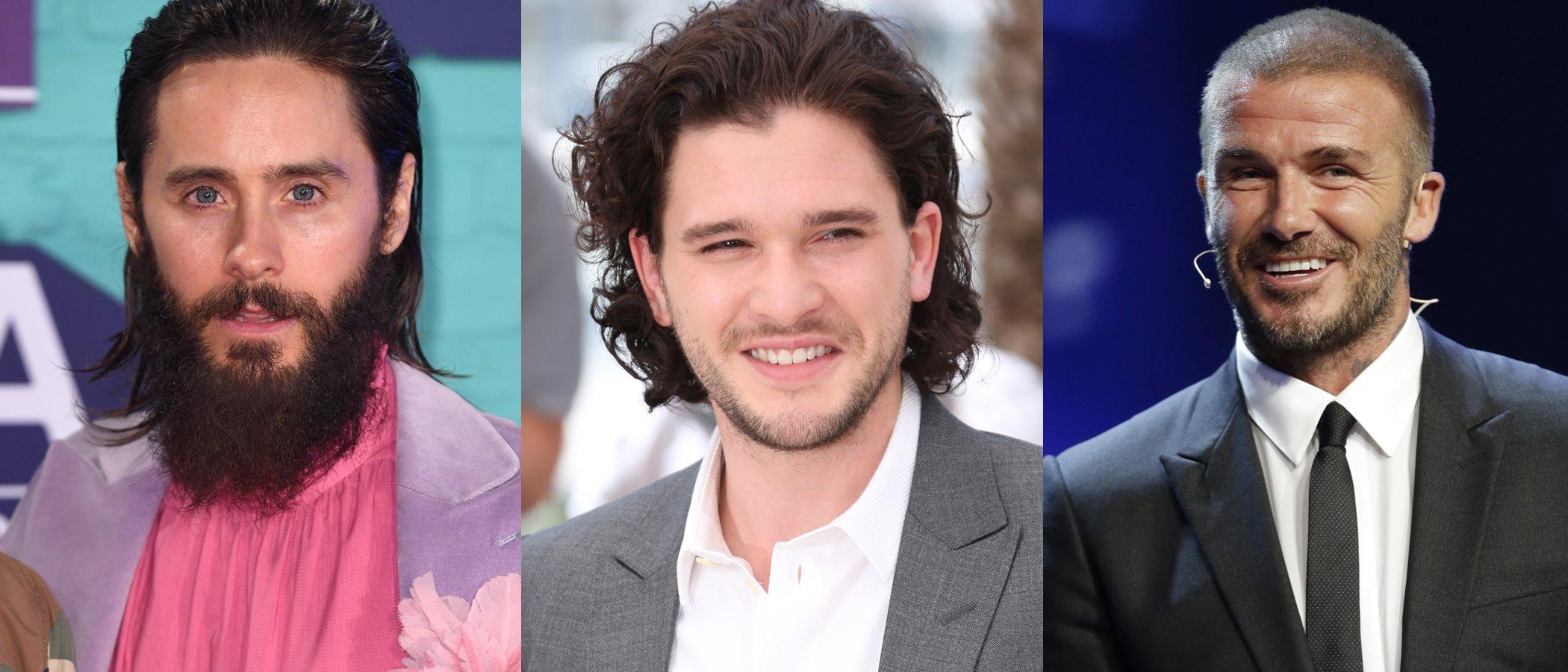 Los peinados para hombres que serán tendencia en otoño de 2018