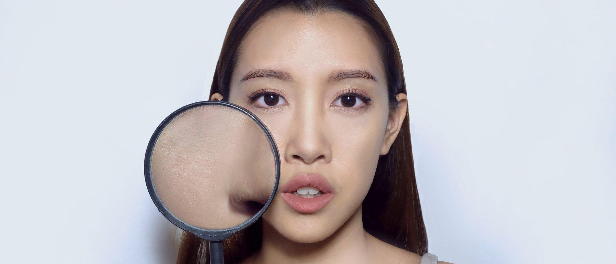 ¿Por qué se cuartea el maquillaje?