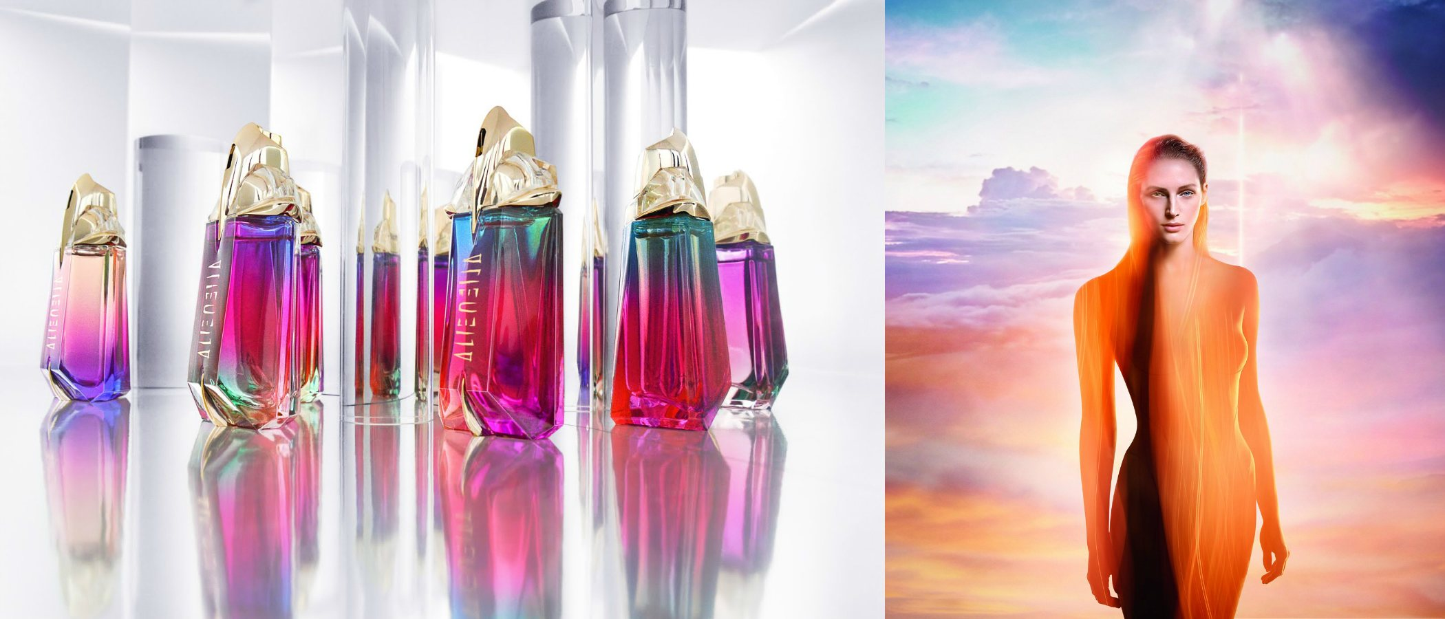 'We Are All Alien Collector Edition', la nueva fragancia para mujer de Thierry Mugler