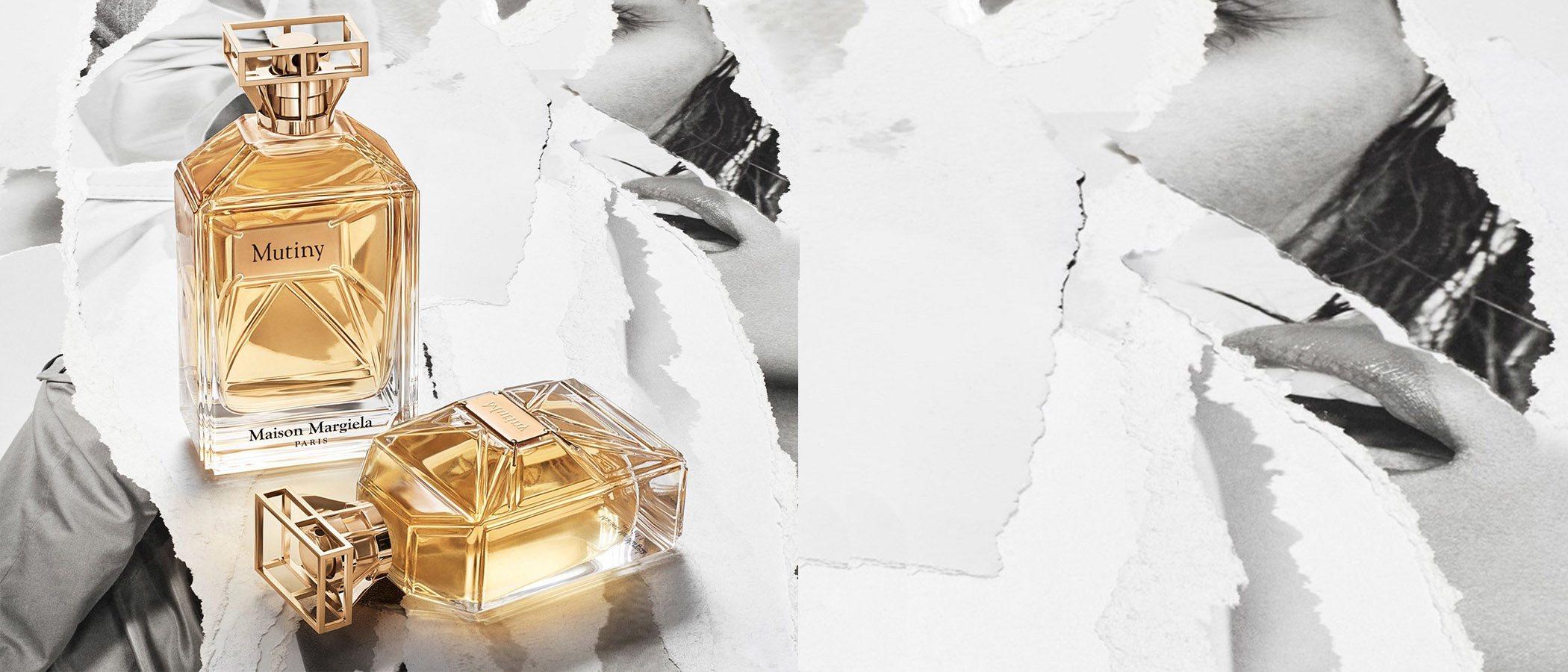Maison Margiela lanza 'Mutiny', su primer perfume bajo la dirección de John Galliano