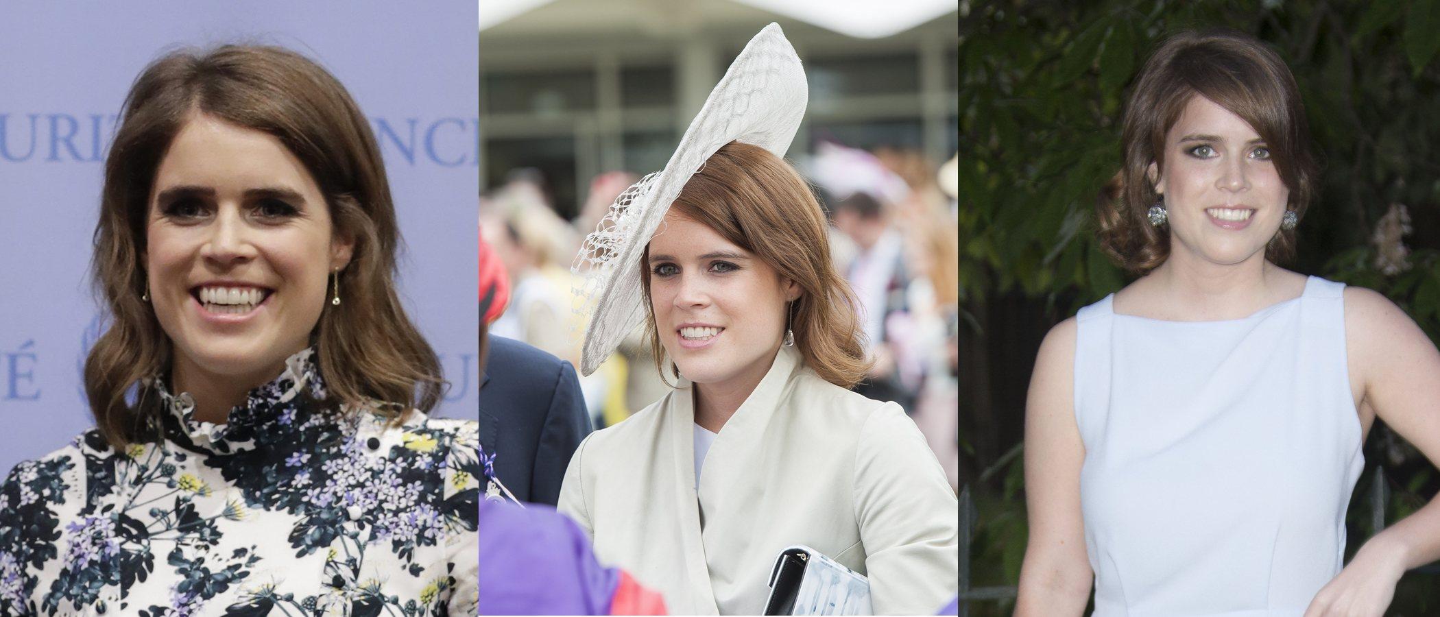 La evolución de los beauty looks de la Princesa Eugenia de York