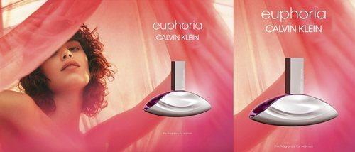 La icónica fragancia de Calvin Klein, 'Euphoria', tiene nuevo rostro: la modelo argentina Mica Arganaraz