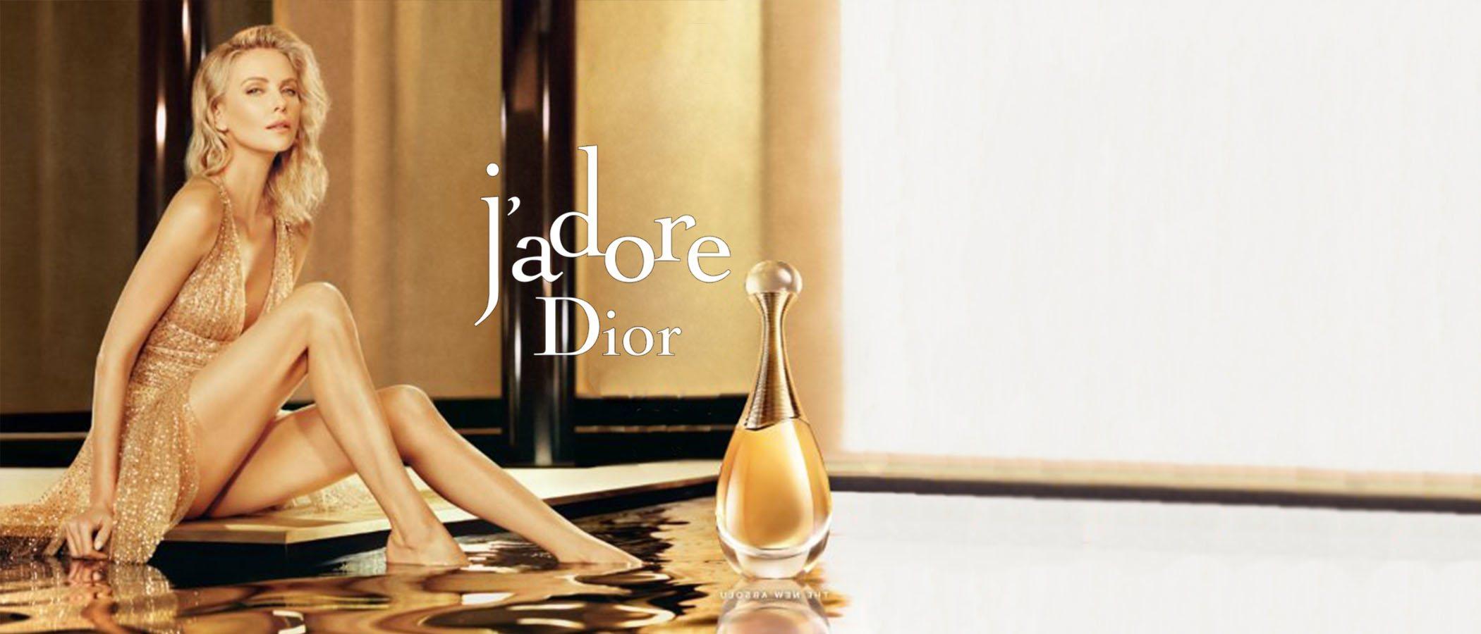 Charlize Theron vuelve a ser la musa dorada de Dior para la nueva campaña de su fragancia: 'J'Adore Absolu'
