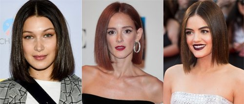Glass Hair, la tendencia que triunfa entre las celebrities