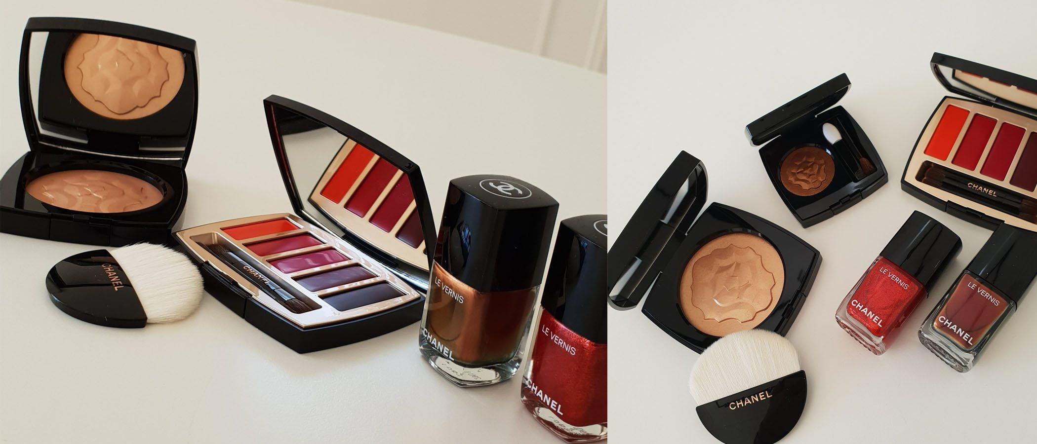Los acabados jugosos y metalizados protagonizan 'Collection Libre', la nueva colección de maquillaje de Chanel
