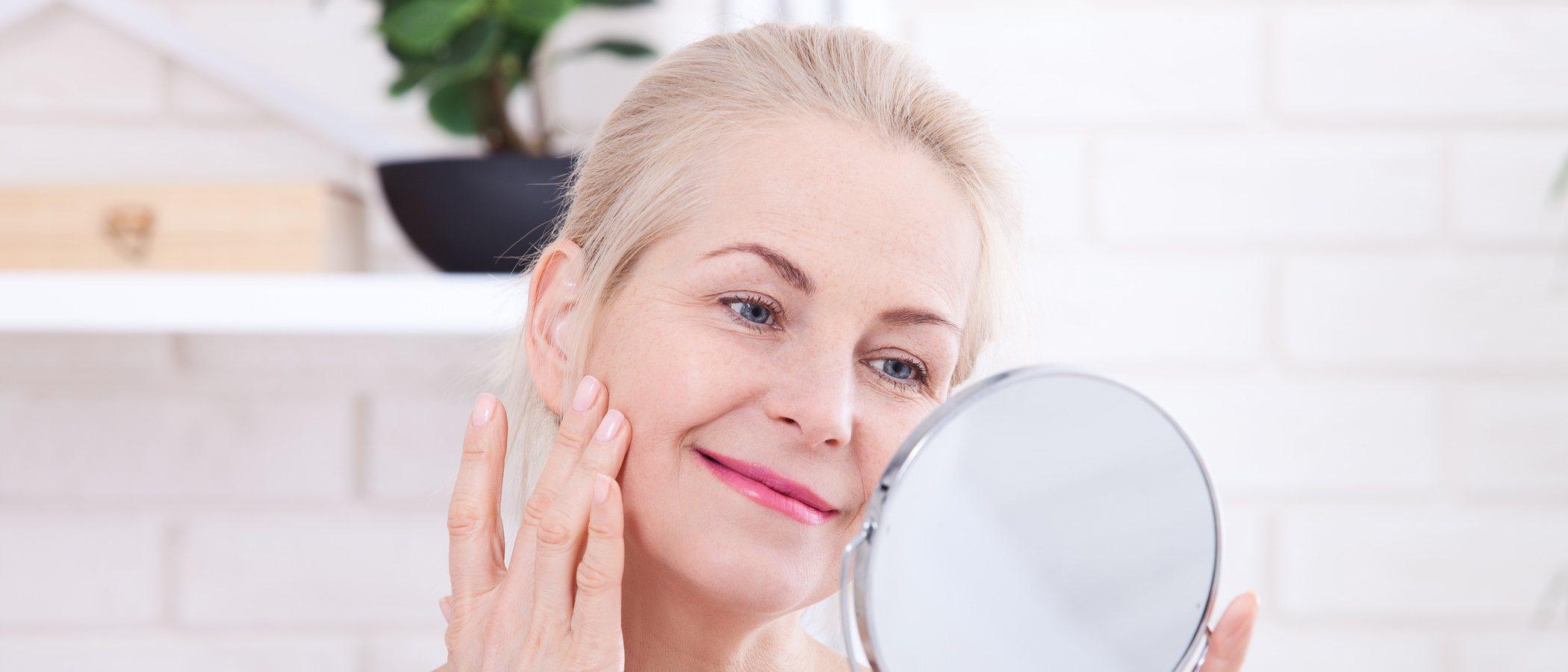 Cómo maquillarse a los 50