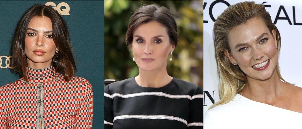 La Reina Letizia, Emily Ratajkowski y Karlie Kloss lucen los mejores beauty looks semanales