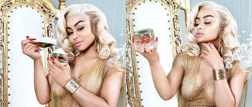 Blac Chyna presenta una polémica crema para aclarar la piel en colaboración con 'Whitenicious' by Dencia