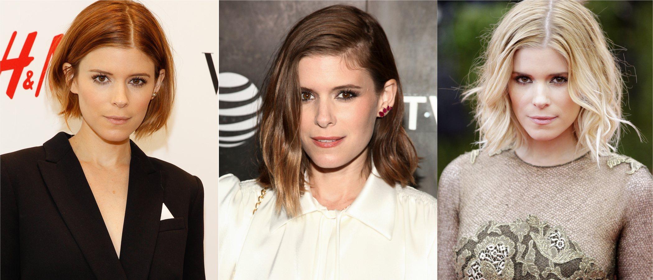 Los Mejores Peinados De Kate Mara Bekia Belleza