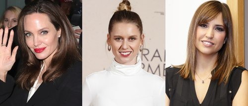 Angelina Jolie, Sandra Sabatés y Manuela Vellés lucen los mejores beauty looks de la semana