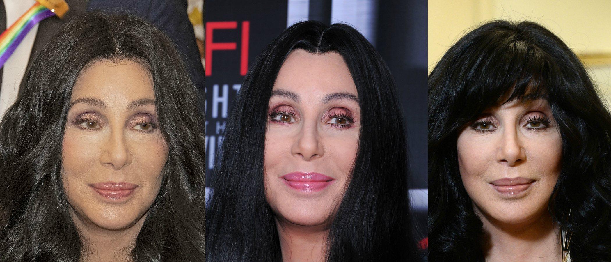 Maquíllate como Cher