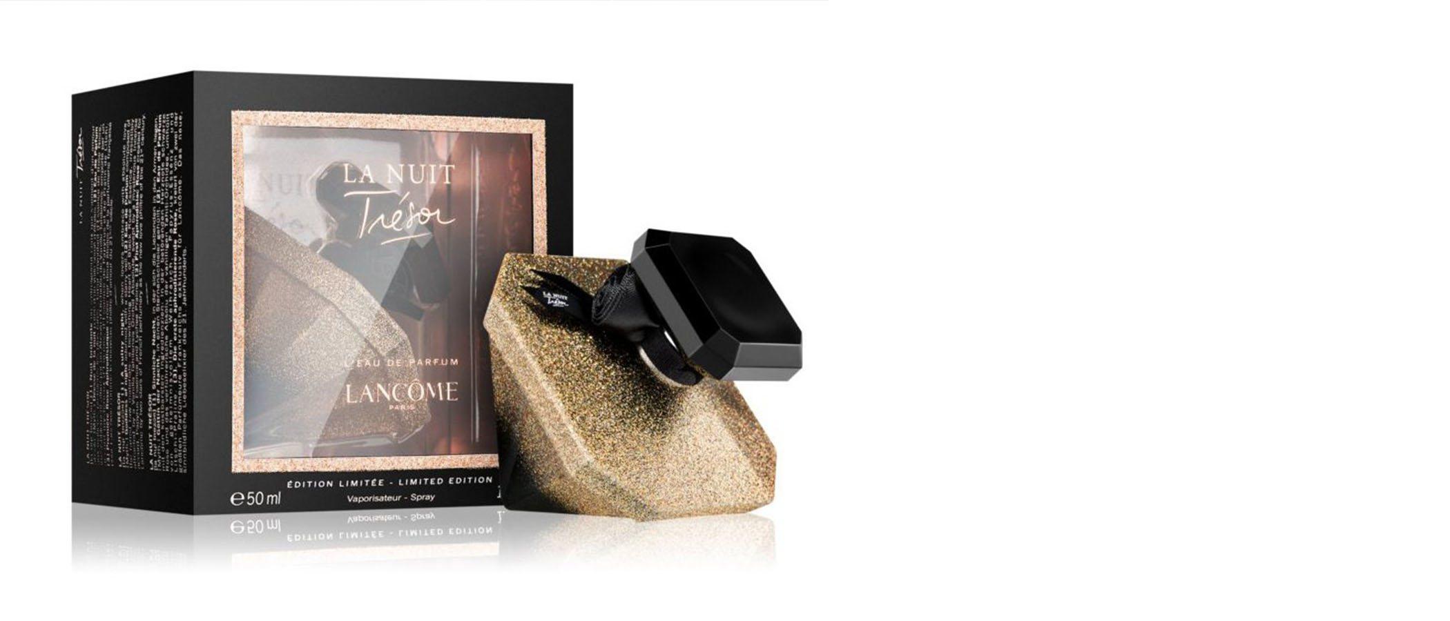 Lancôme lanza una edición de Navidad para coleccionistas de su famoso perfume 'La Nuit Tresor'