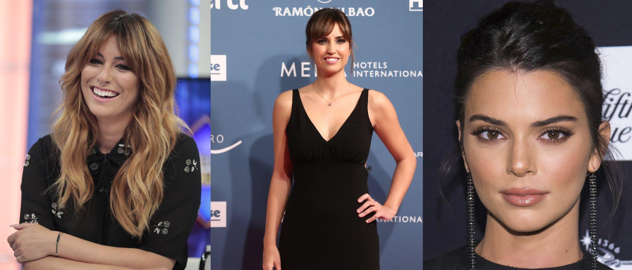 Blanca Suárez, Sandra Sabatés y Kendall Jenner entre los mejores beauty looks del año
